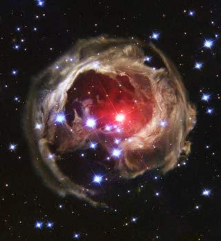 Star-V838-Monocerotis