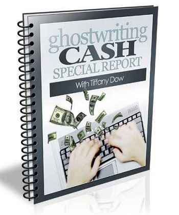 Ghostwriting Cash